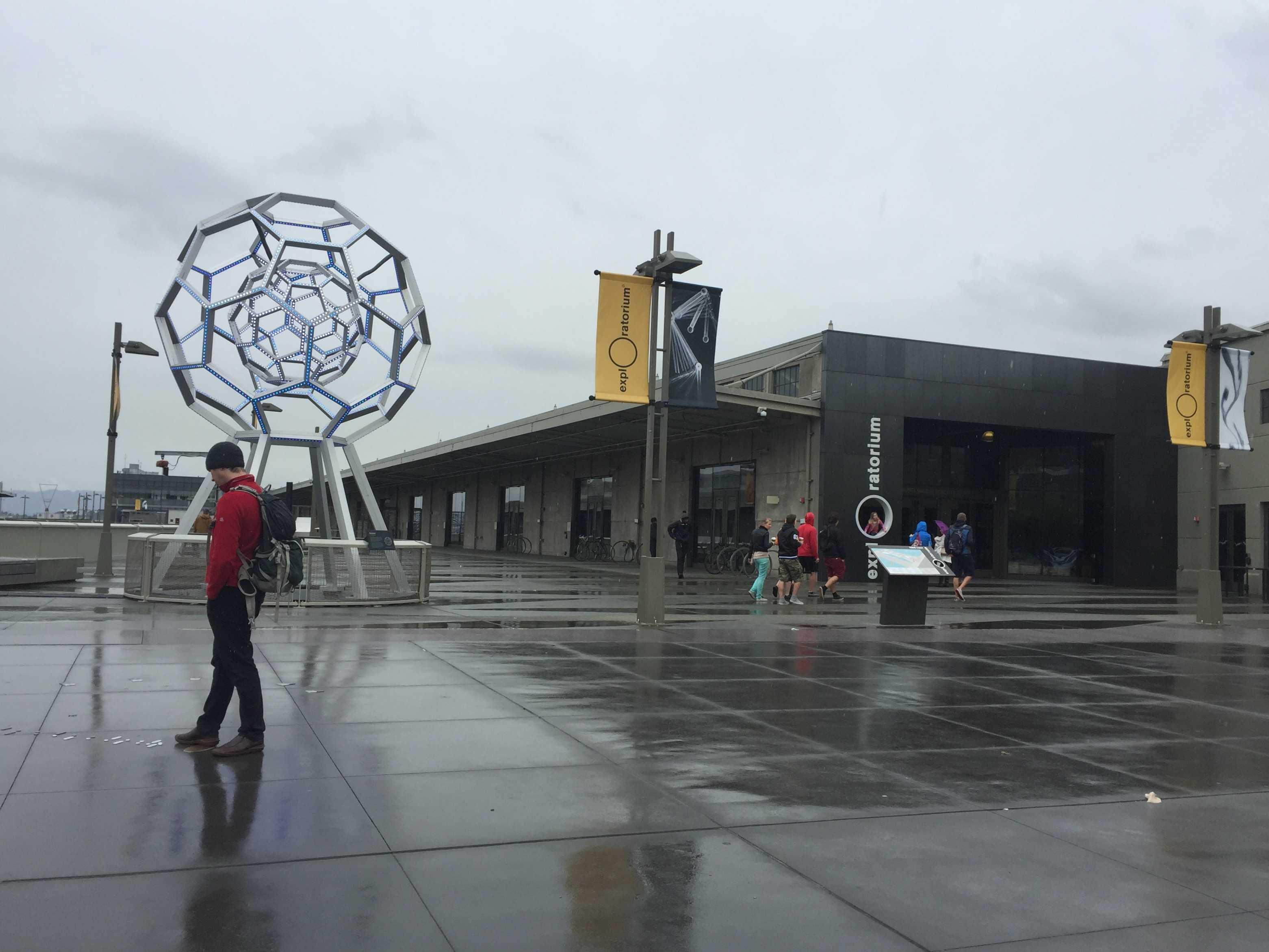 exploratorium prom paly 2017