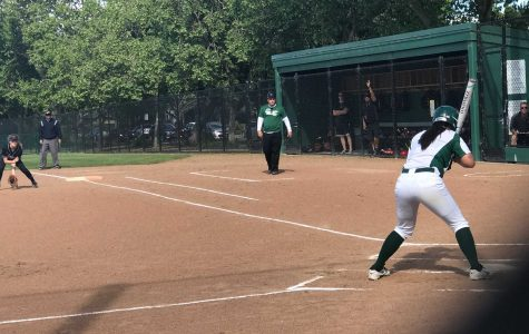 Softball defeats rival Gunn in close game