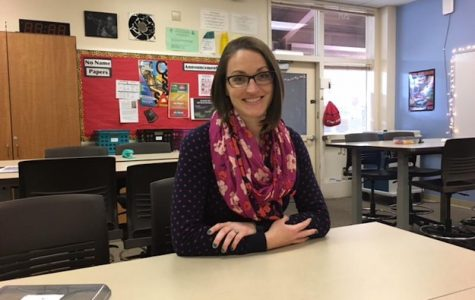 Coffee Chats: English teacher Melissa Laptalo