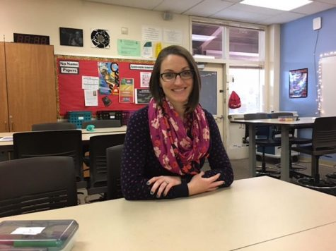 Coffee Chats: New Assistant Principal Janice Chen