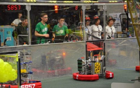 Paly Robotics places at World Championships, ends season on high note
