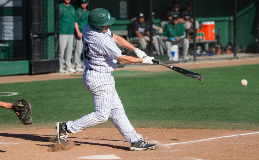 Baseball sweeps Milpitas in two game series