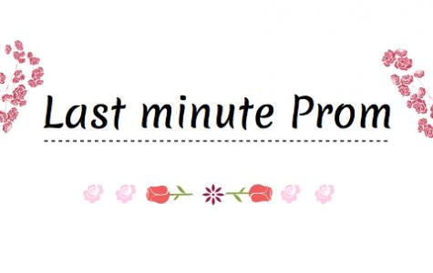 Last Minute Prom