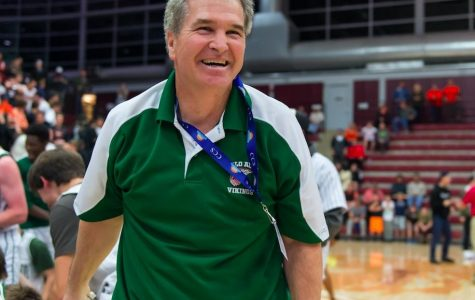Peter Diepenbrock named CCS Boys' Basketball Coach of the Year