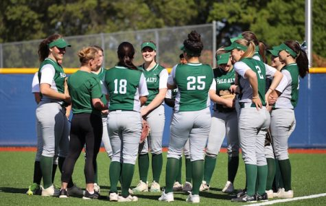 Softball prepares to face rival Gunn