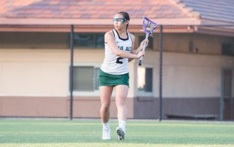 Girls' lacrosse seeks to bounce back in rival game