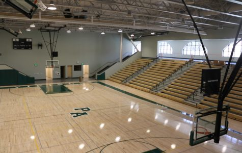 Behind the scenes of the new Paly gym