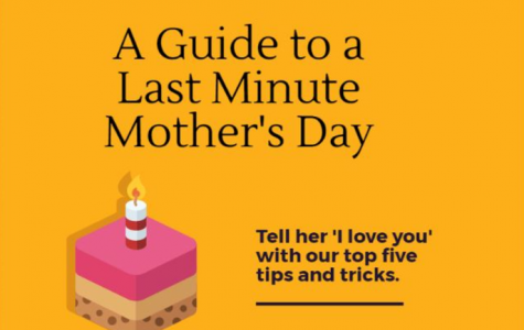 Tips and tricks for a successful last minute Mother's Day