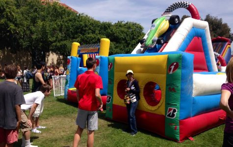 Annual Field Day to feature new games and snowcones