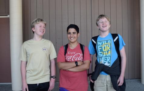 Verbatim: Freshman first impressions
