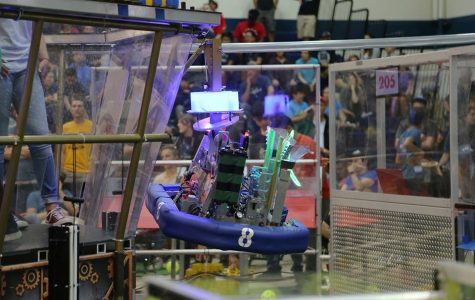 Robotics team reaches quarterfinals in off-season competition