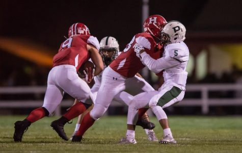 Richard-Valencia's take on pregame rituals, Aragon football matchup