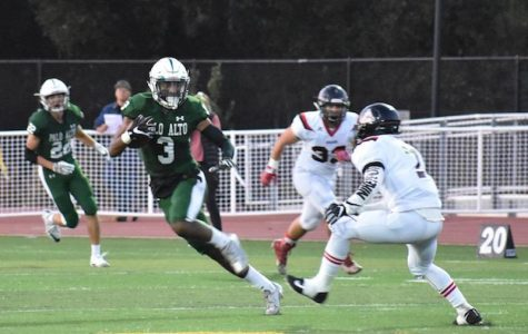 Injuries plague football team, tough loss to Aragon