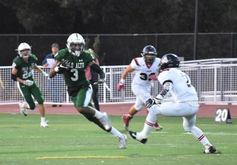 Video: Vikings fall to Mitty Monarchs