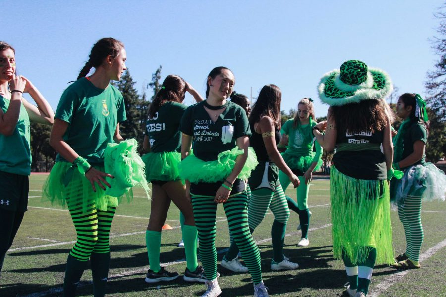 Preview: Spirit Week to conclude with Paly pride day