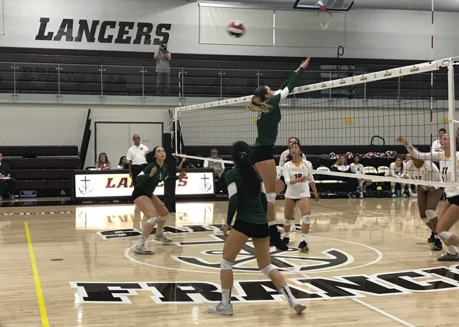 Recap: Girls' v-ball loses in tight CCS quarterfinals, states loom