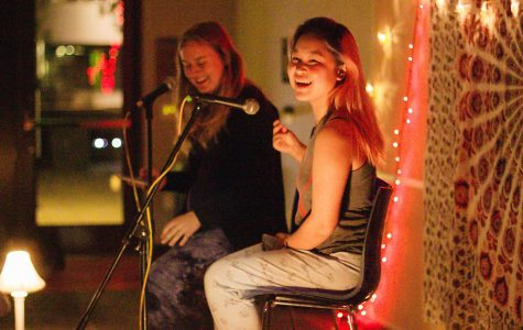 Teen Arts Council holds pajama-themed poetry jam