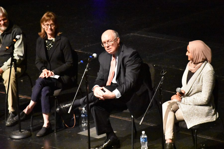 Liveblog: Free Speech Panel in PAC discusses free speech movement