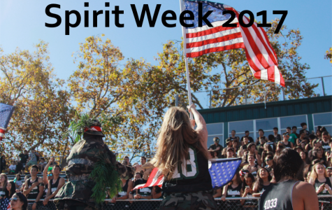 Class of 2018 Senior Spirit Dance – Spirit Week 2017