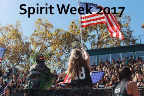 Class of 2018 Senior Spirit Dance - Spirit Week 2017