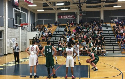 Recap: Boys' basketball topples top-seeded Dublin