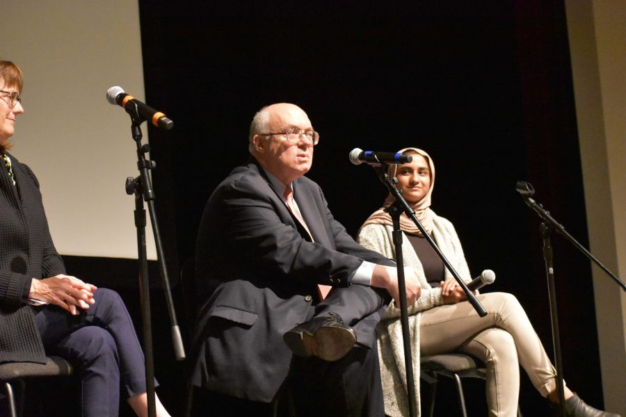 Panelists recount Free Speech Movement in Palo Alto