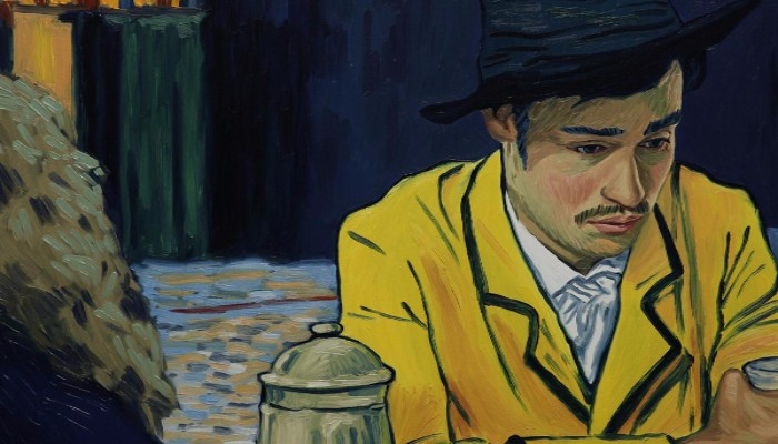 Douglas Booth voices Armand Roulin, a postman's son trying to unravel the mysterious circumstances surrounding Vincent Van Gogh's death. Photo: BreakThru Films