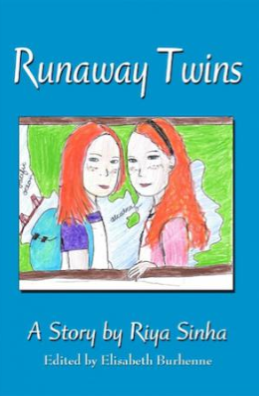 Sinha's book Runaway Twins was the first inspiration