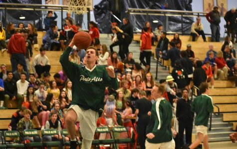 Gunn hangs tight against Paly in rivalry loss
