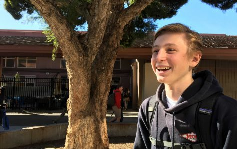 Sophomore Ryan Wisowaty discusses the Santa Clara Valley Model United Nations conference, at which he won Outstanding Delegation this year and Best Delegation last year.