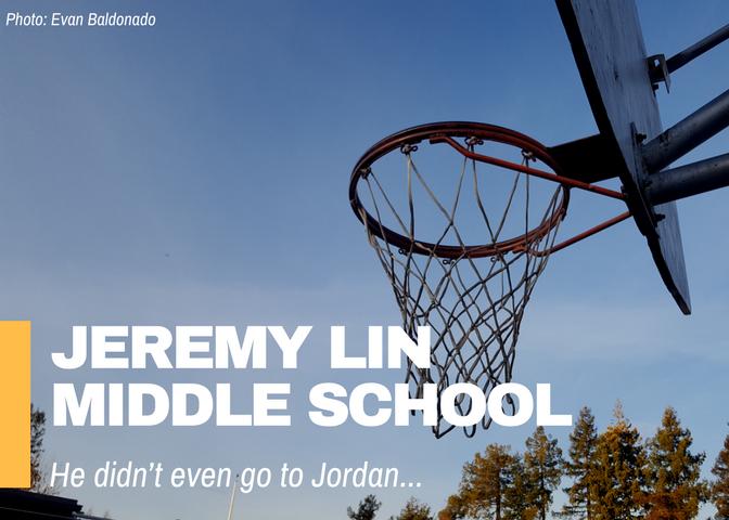 Jeremy Lin Middle School