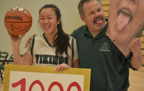 Recap: Leong reaches 1,000 career points as Vikes top Santa Clara game