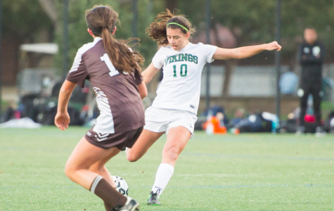 Girls' soccer to face top-ranked Mountain View