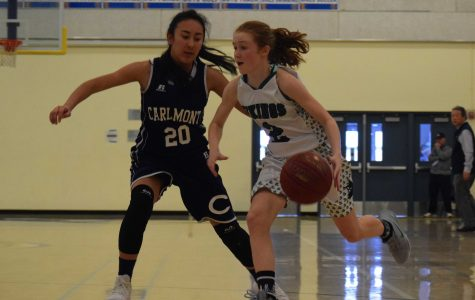 CCS quarterfinal marks end of season for girls' basketball