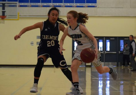 Girls basketball triumphs over Gunn, 49-45