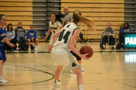 CCS quarterfinal marks end of season for girls' basketball
