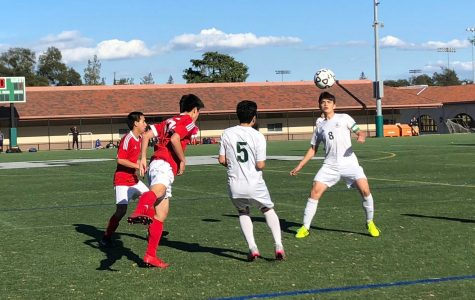 Boys' soccer defeats Gunn in first round of CCS