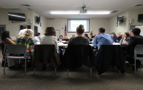 Schedule Committee recommends dramatic changes for 18-19 school year