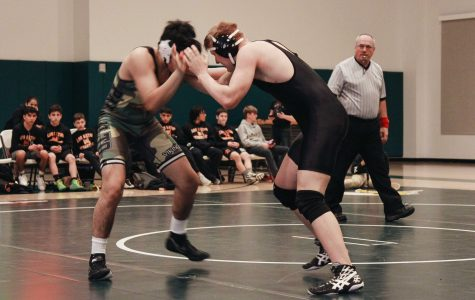 Wrestling's senior night ends in devastating loss