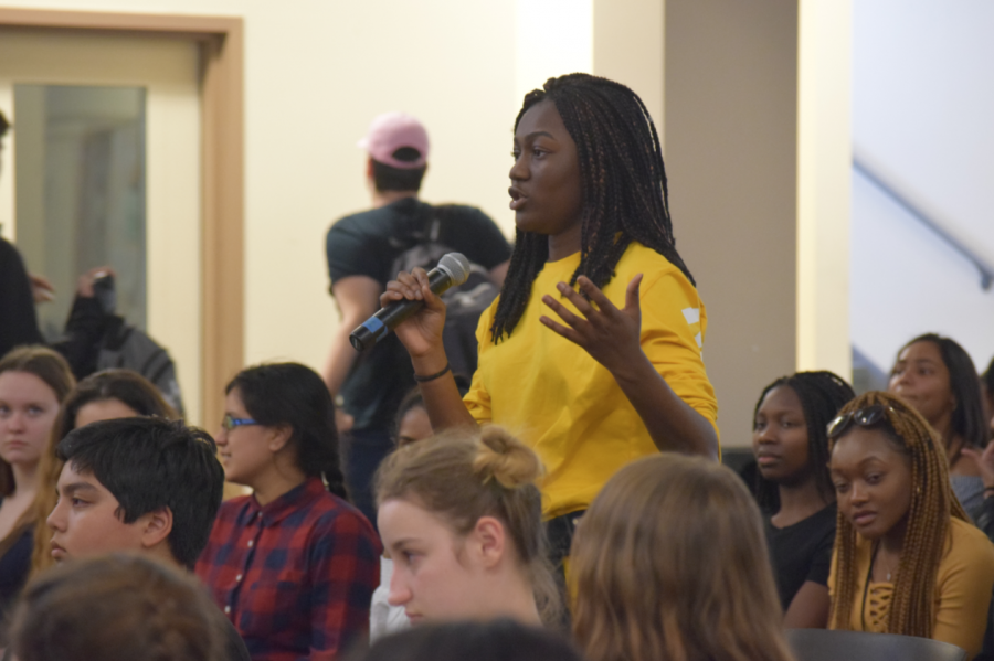 Girls in STEM panel draws international audience to the MAC