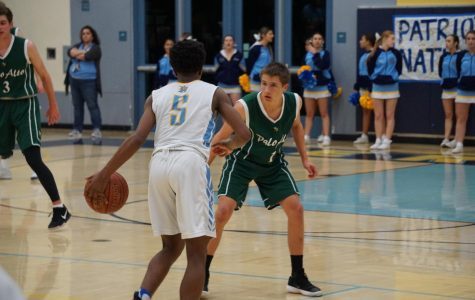 Boys' basketball upsets No. 1 Heritage; to face Menlo on Tuesday