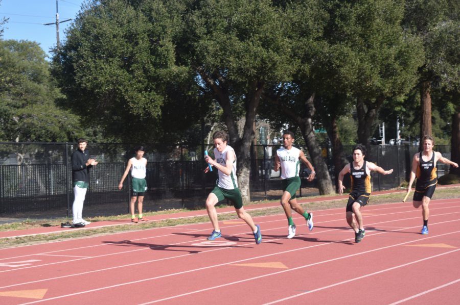 Recap: Track and field dominates in season opener against Mountain View