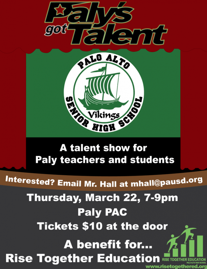 Variety show coming to PAC on Thursday