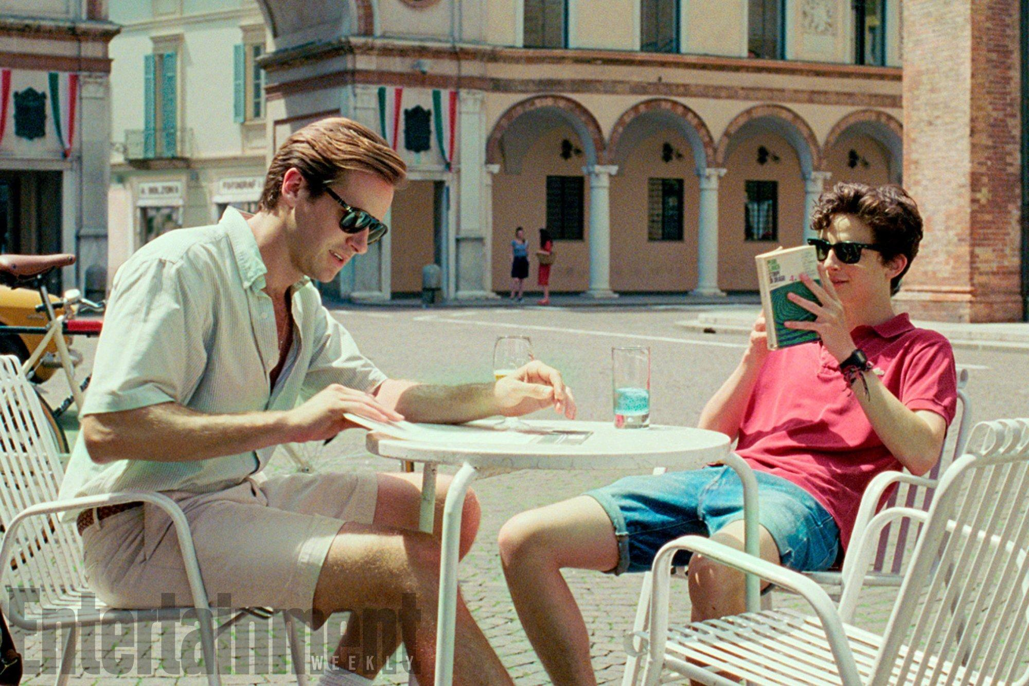 "Set in 1983 Italy, Luca Guadagnino's ""Call Me by Your Name"" details the beauty of summer romance through an artistic take on a coming-of-age film. Photo: The Oscars Official Website"