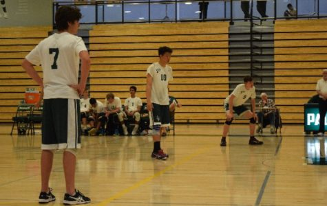 Boys' volleyball trounced by Gunn