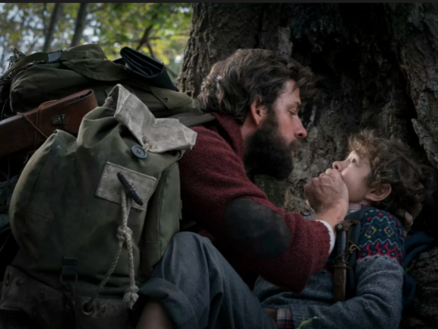 'A Quiet Place': A silent but powerful thriller