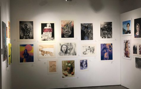 Youth Art show at Art Center features work from PAUSD students