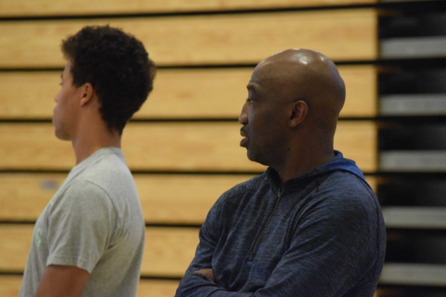 New boys' basketball coach brings 29 years of collegiate experience