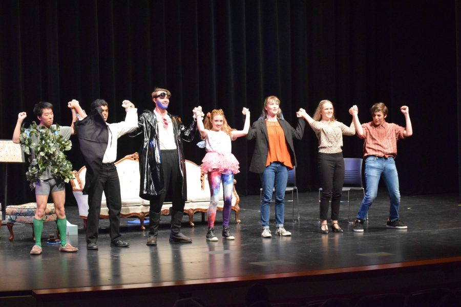 Paly Theater rounds out the year with One Acts