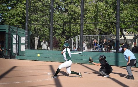 Girls' softball to face Los Altos on Senior Night